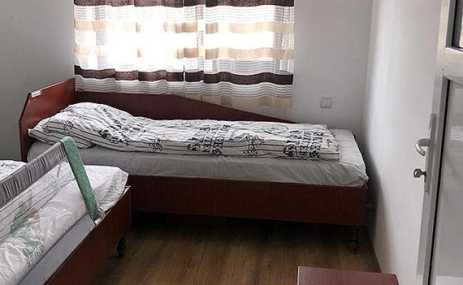 dormitor camin de varstnici